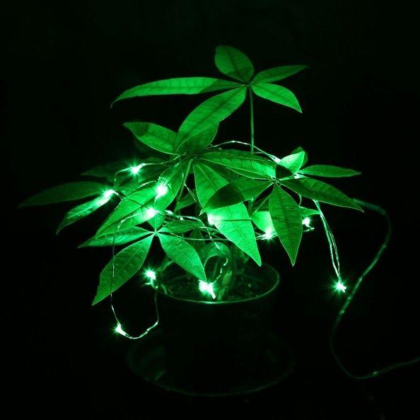 led draht lichterkette beleuchtung wasserdicht biegsam kupfer batterie dekodraht ebay. Black Bedroom Furniture Sets. Home Design Ideas