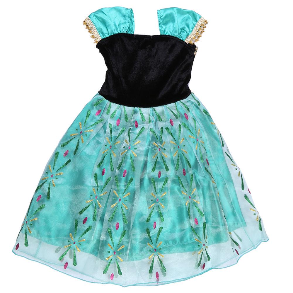 eisk nigin m dchen kost me kleid princess dress party cosplay bekleidung 6 ebay. Black Bedroom Furniture Sets. Home Design Ideas