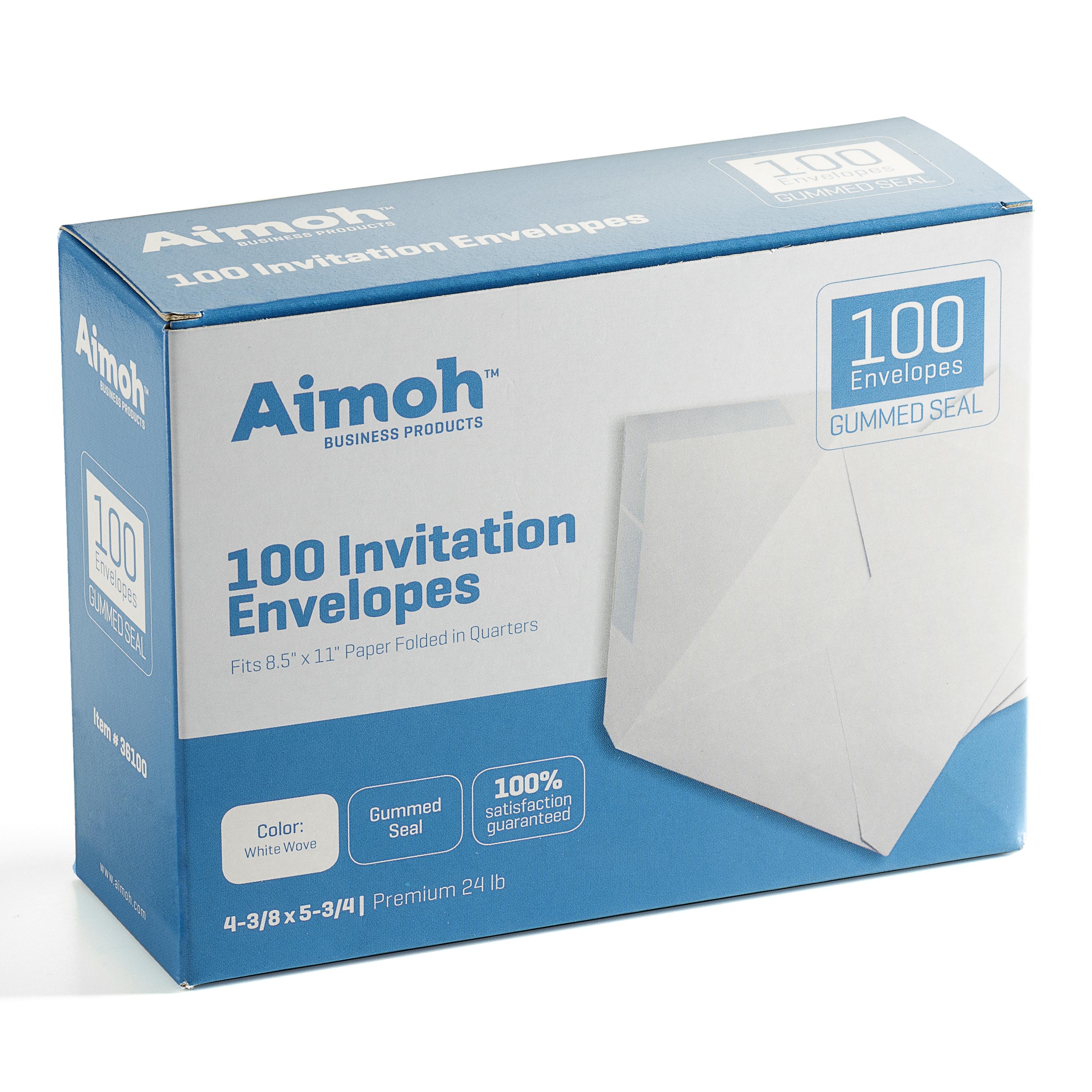 30n a2 invitation envelopes, v flap gummed closure 100 per box,A2 Invitation Envelopes