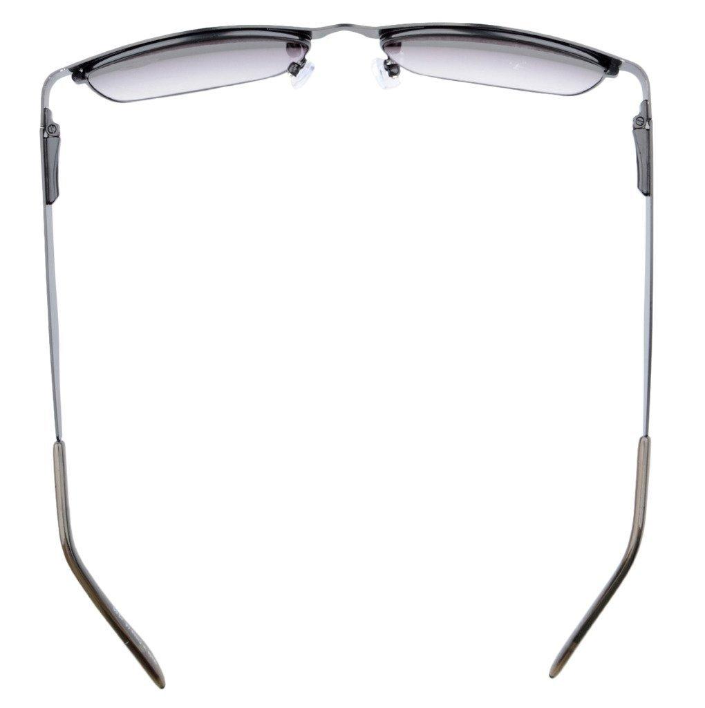 Eyekepper Readers Metal Frame Spring Hinge Reading Glasses ...