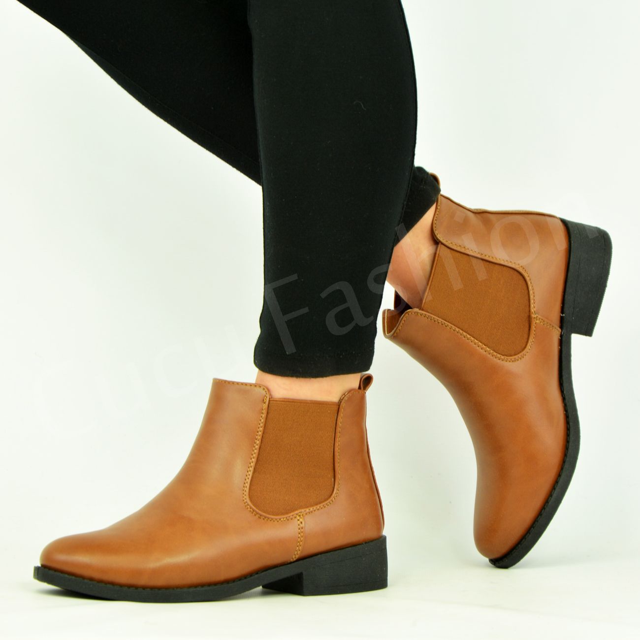 smart ankle boots