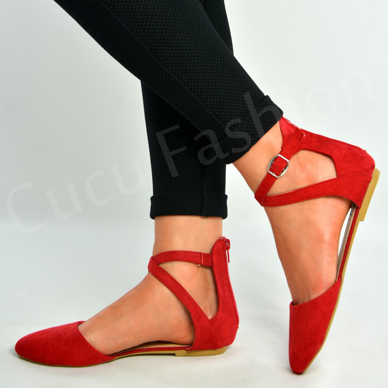 Ladies Black Comfy Court Shoes