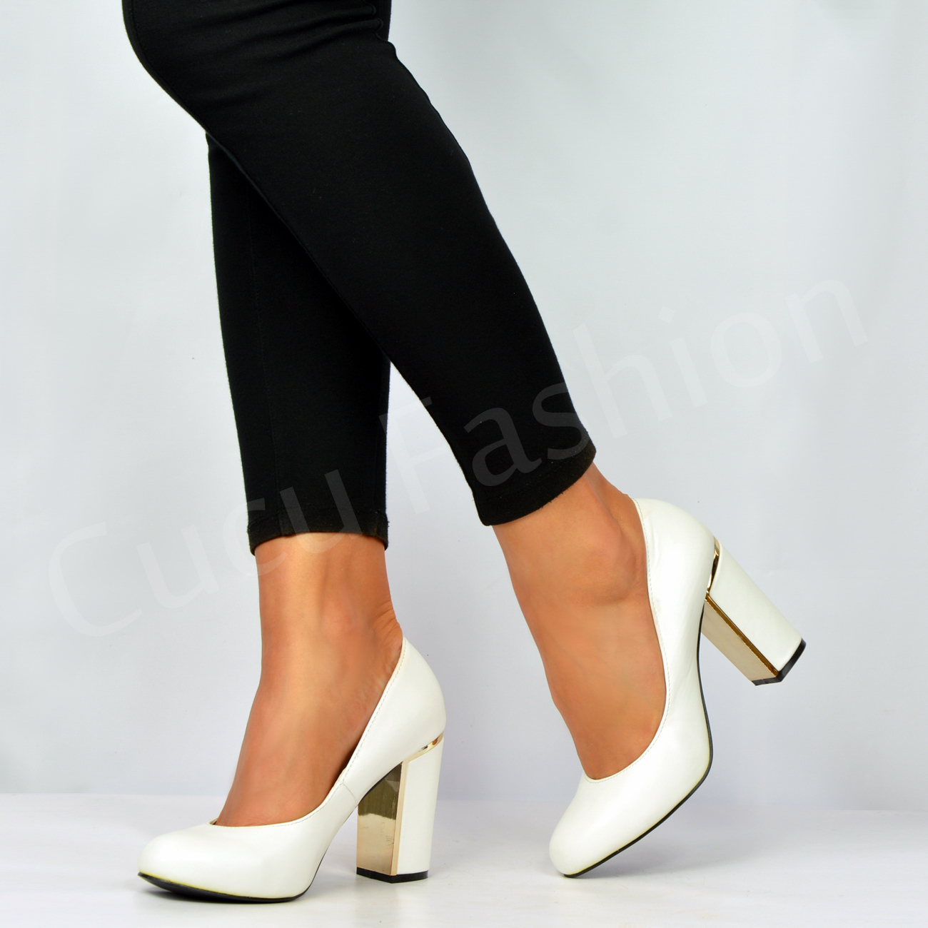Womens sandals uk - Brand New Womens Sandals Ladies High Gold Block