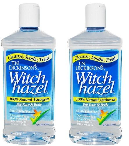 Dickinson All Natural Witch Hazel Astringent For Face And Body