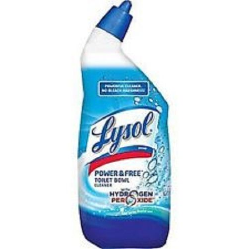 Lysol Power And Free Toilet Bowl Cleaner Septic Safe