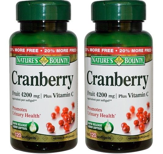 Nature S Bounty Cranberry Expiration
