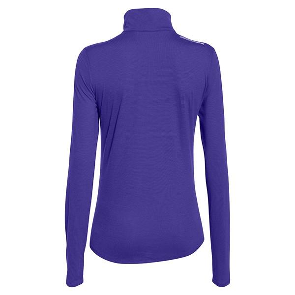 Under armour running womens streaker heatgear fitted long for Do under armour shirts run small