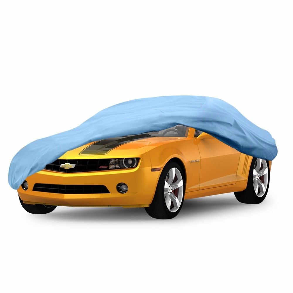 waterproof outdoor car cover fit chevy camaro 2010 2015. Black Bedroom Furniture Sets. Home Design Ideas