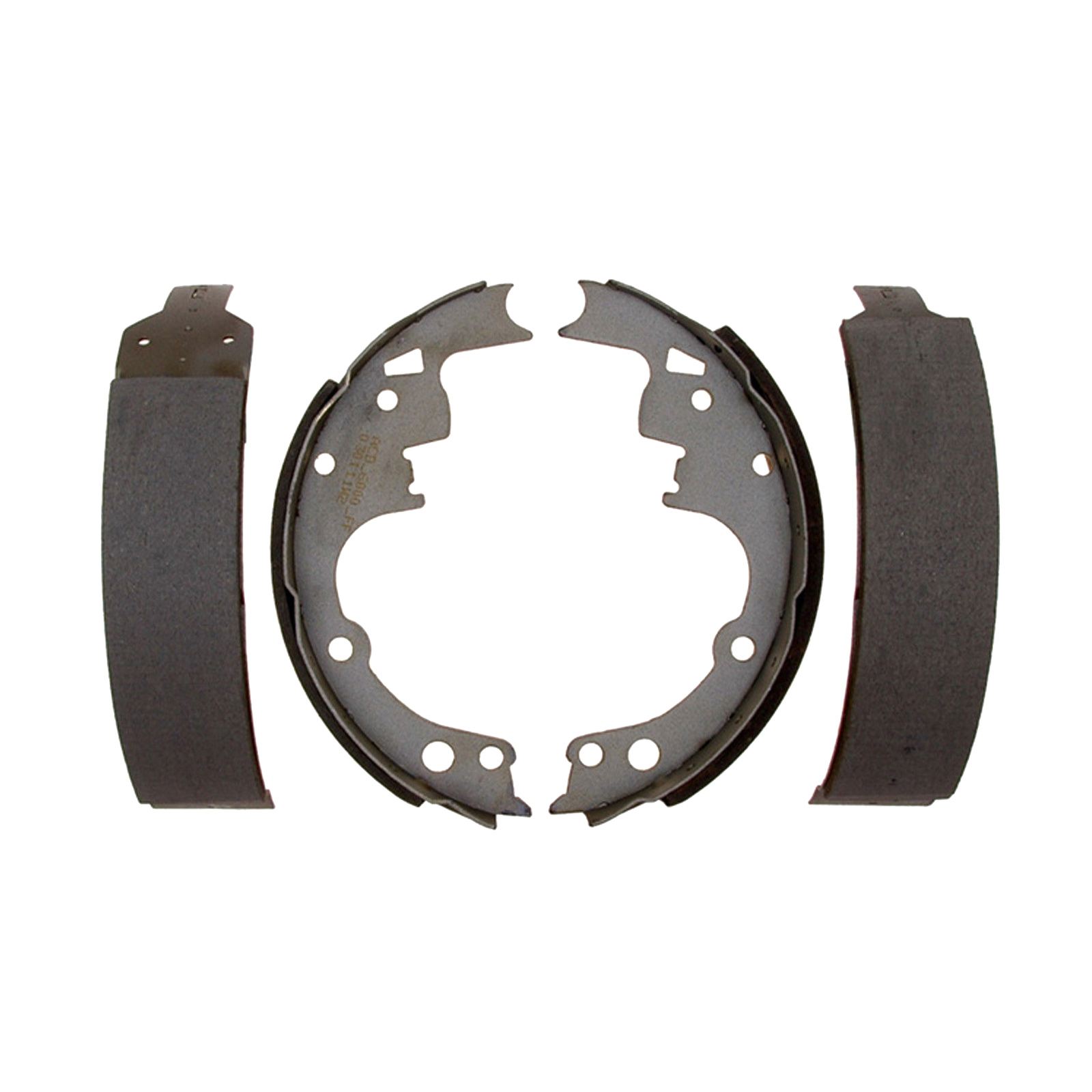 Front Drum Brakes : Front brake rotor pads and rear drum shoes fit