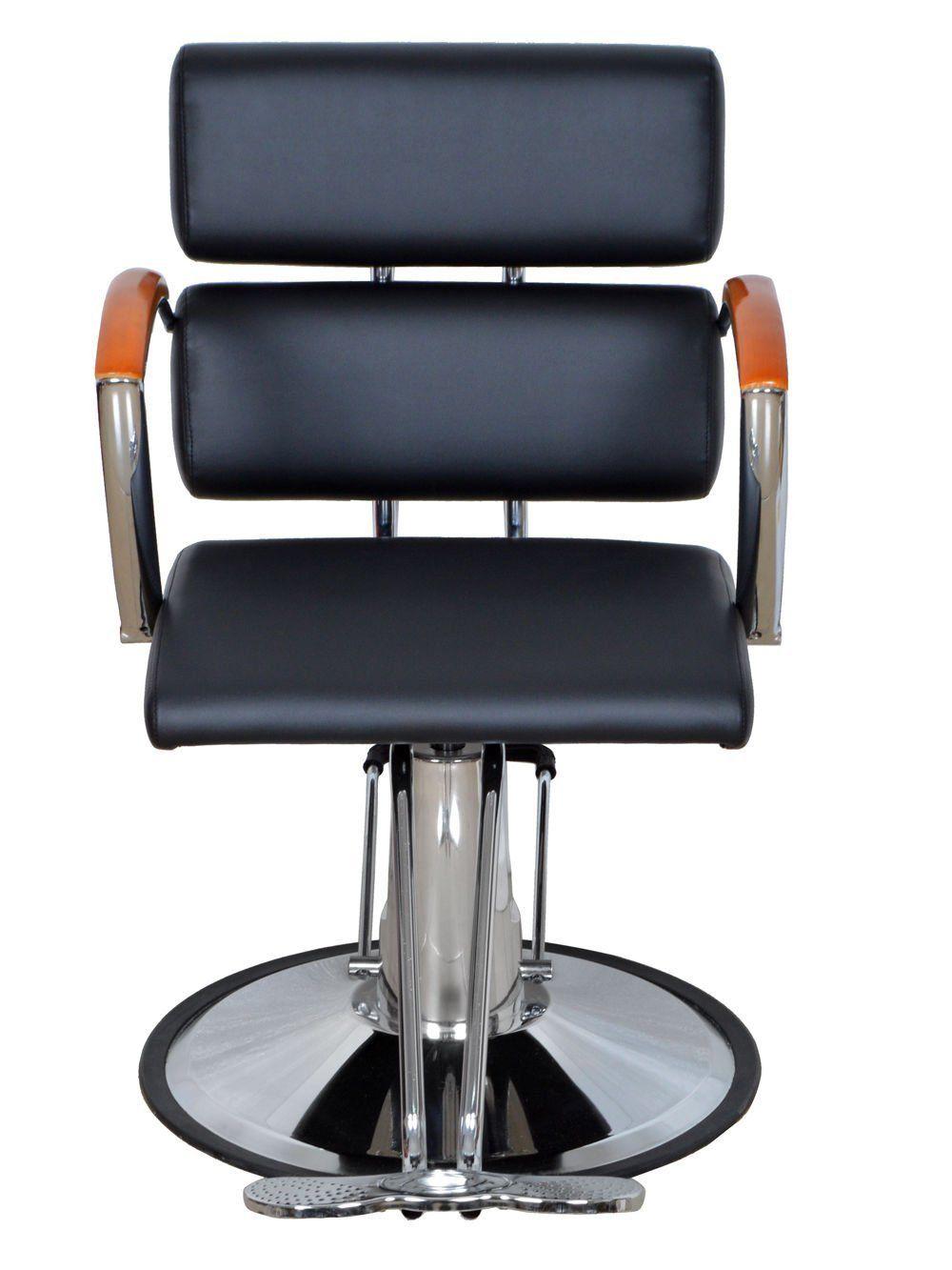 Hydraulic Adjustable Barber Chair Hair Styling Salon