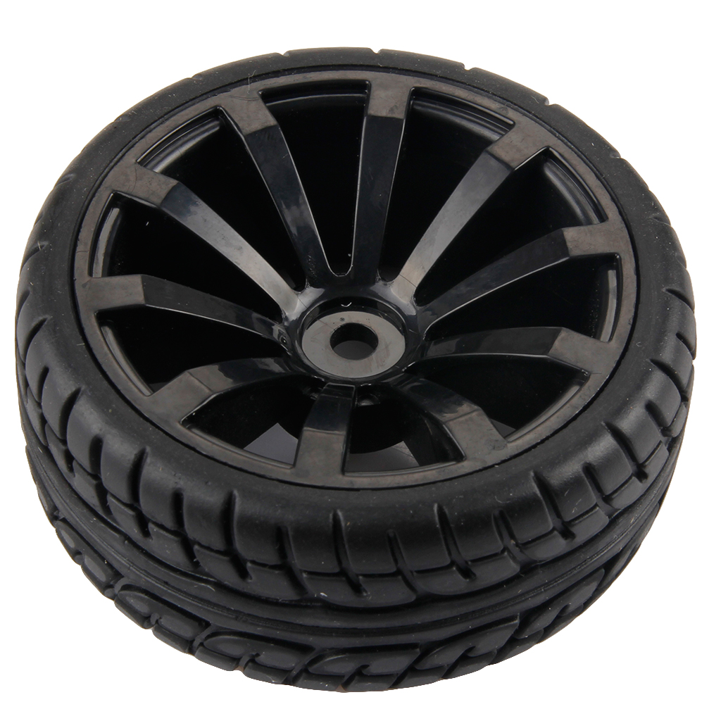 1 10 Rc Car Wheels : Scale rc tires wheels on road car spoke for hpi