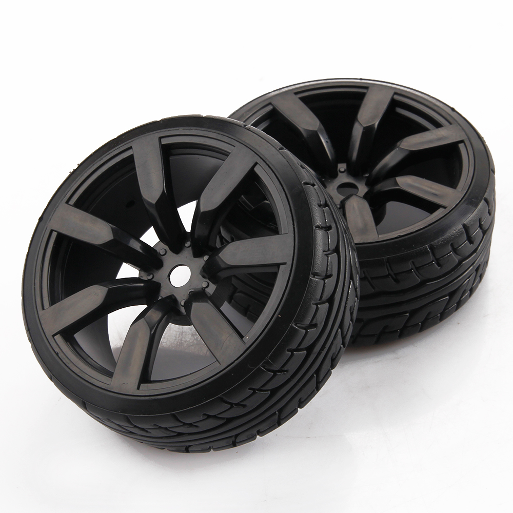 1 10 Rc Car Wheels : Scale rc tires wheels on road car spoke for