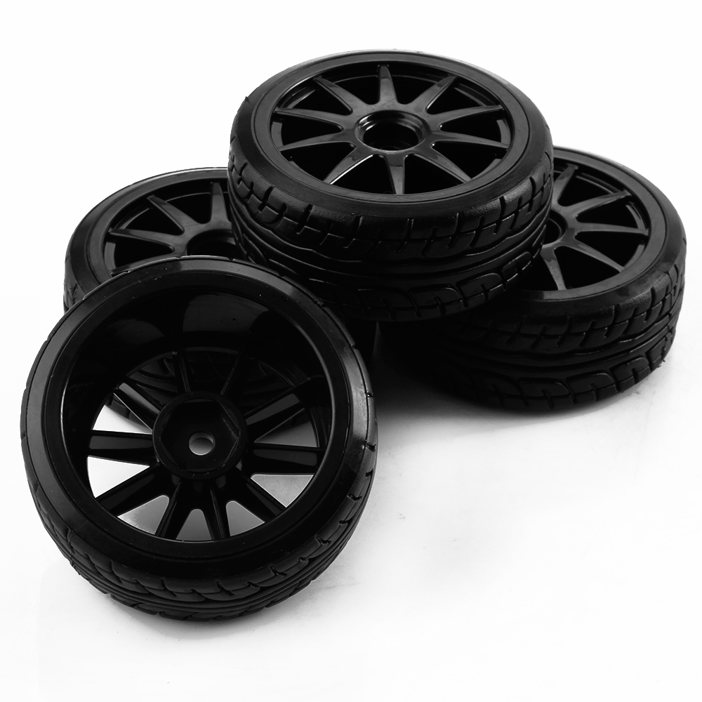 1 10 Rc Car Wheels : Scale rc tires wheels on road drifting car spoke