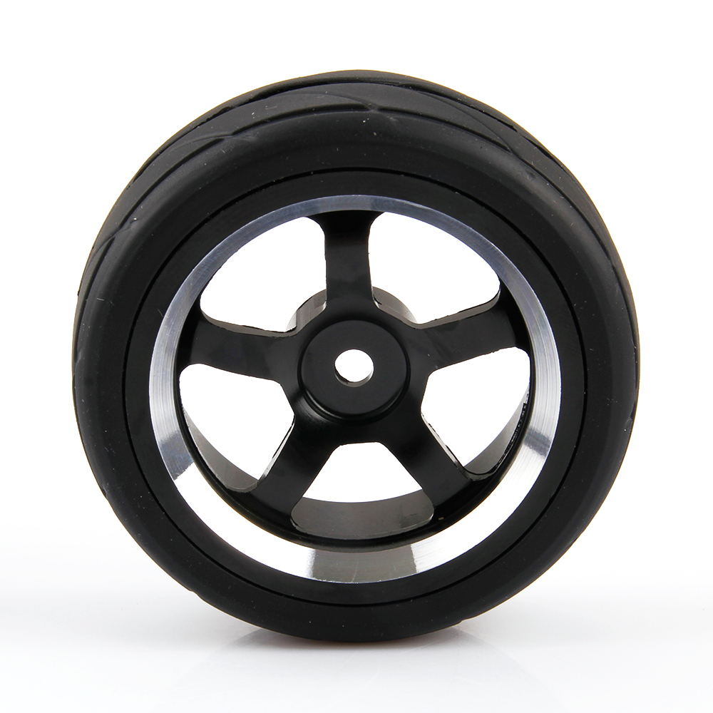 1 10 Rc Car Wheels : Scale rc wheels and tyre on road car spoke mm hex