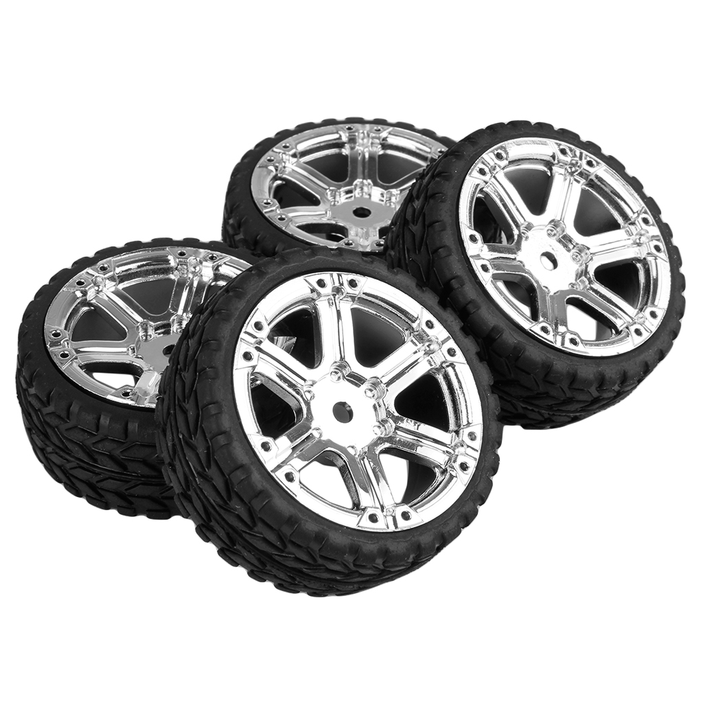 3mm offset rc tires and wheels 1 10 on road 1 16 off road racing car ebay. Black Bedroom Furniture Sets. Home Design Ideas