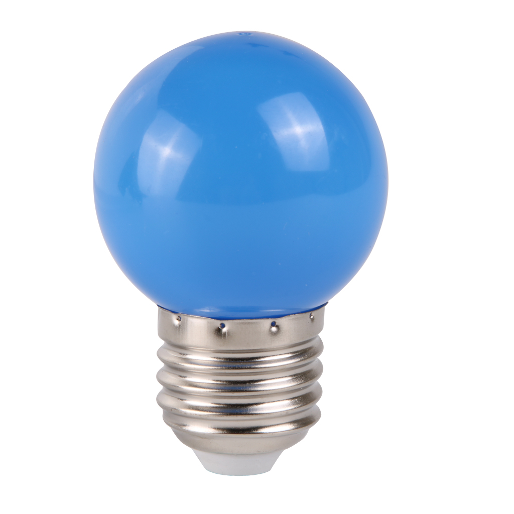Colorful Led Screw Light Bulb Lamp E27 3w Energy Saving Ac 220v Ebay