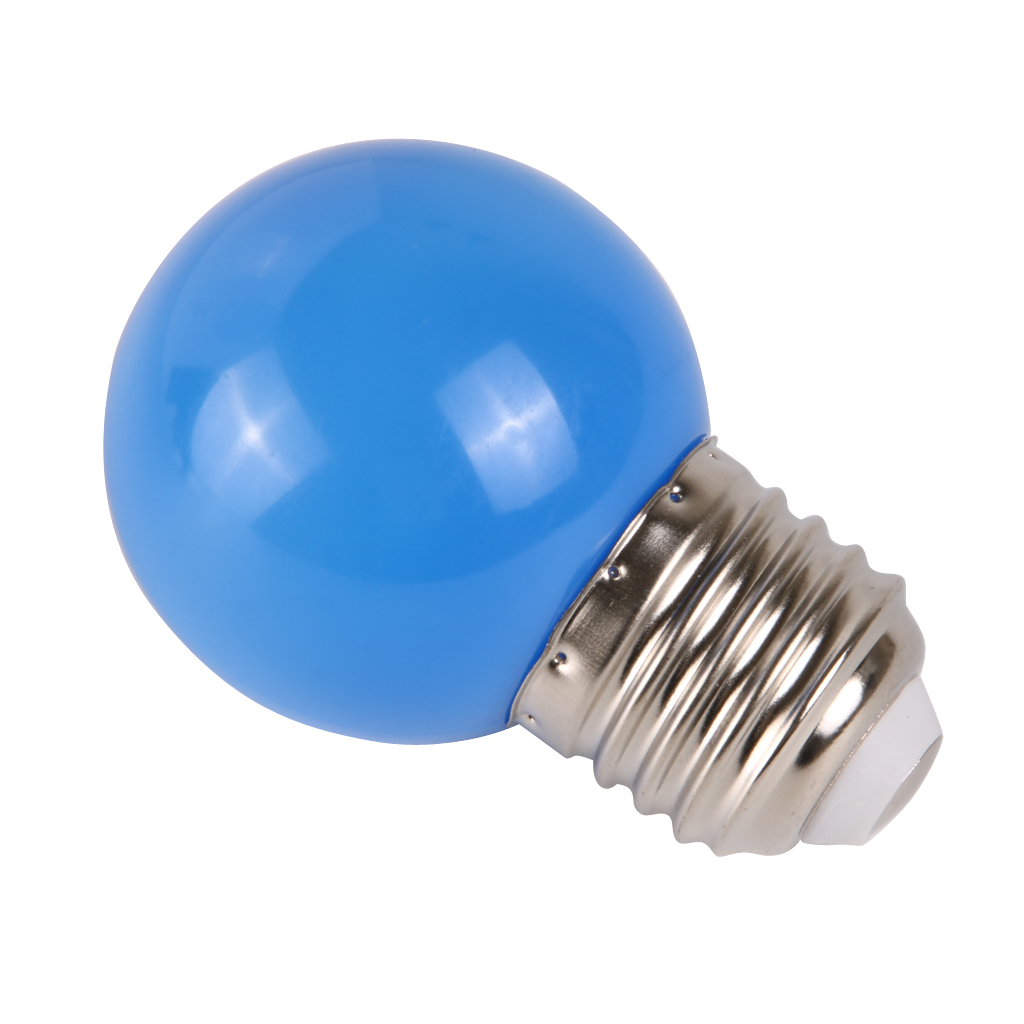 Energy Saving Led Screw Light Bulb Lamp Ac 220v Colorful E27 3w Ebay