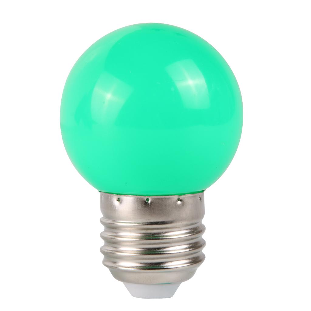 Energy Saving LED Screw Light Bulb Lamp AC 220V Colorful ...