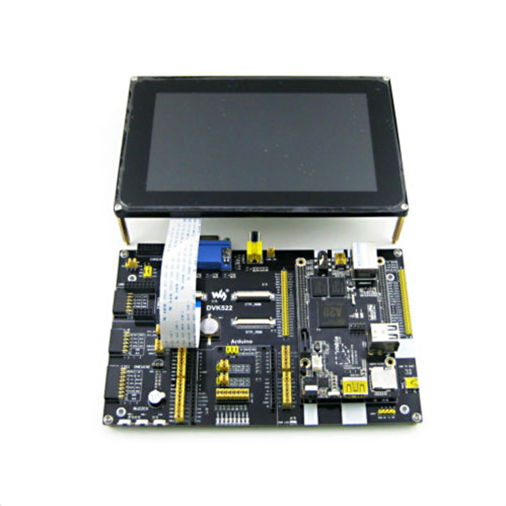 Dvk arduino board a dual core mini pc arm cortex