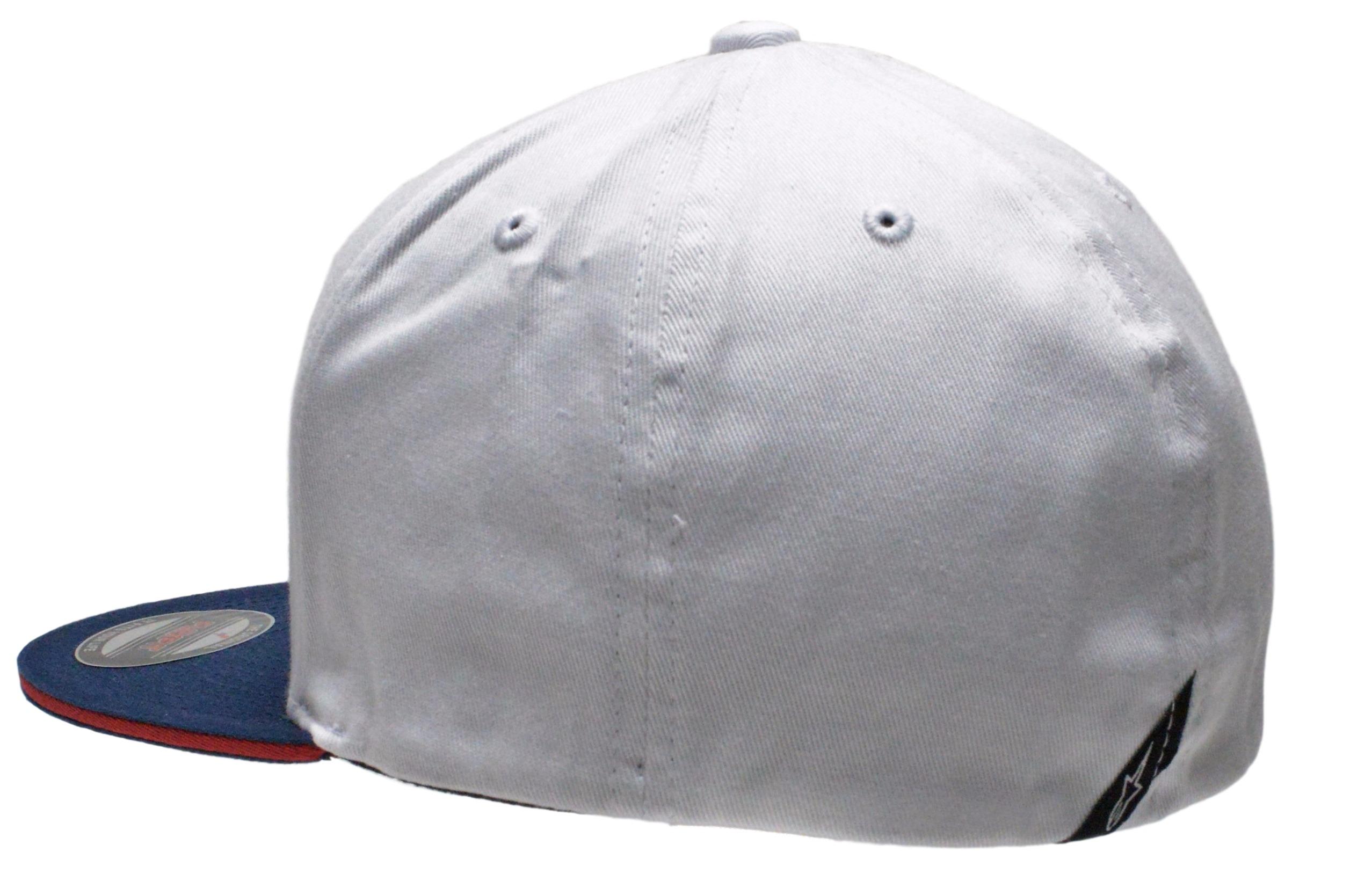 ALPINESTARS Mens Ageless Flat Bill FlexFit Hat