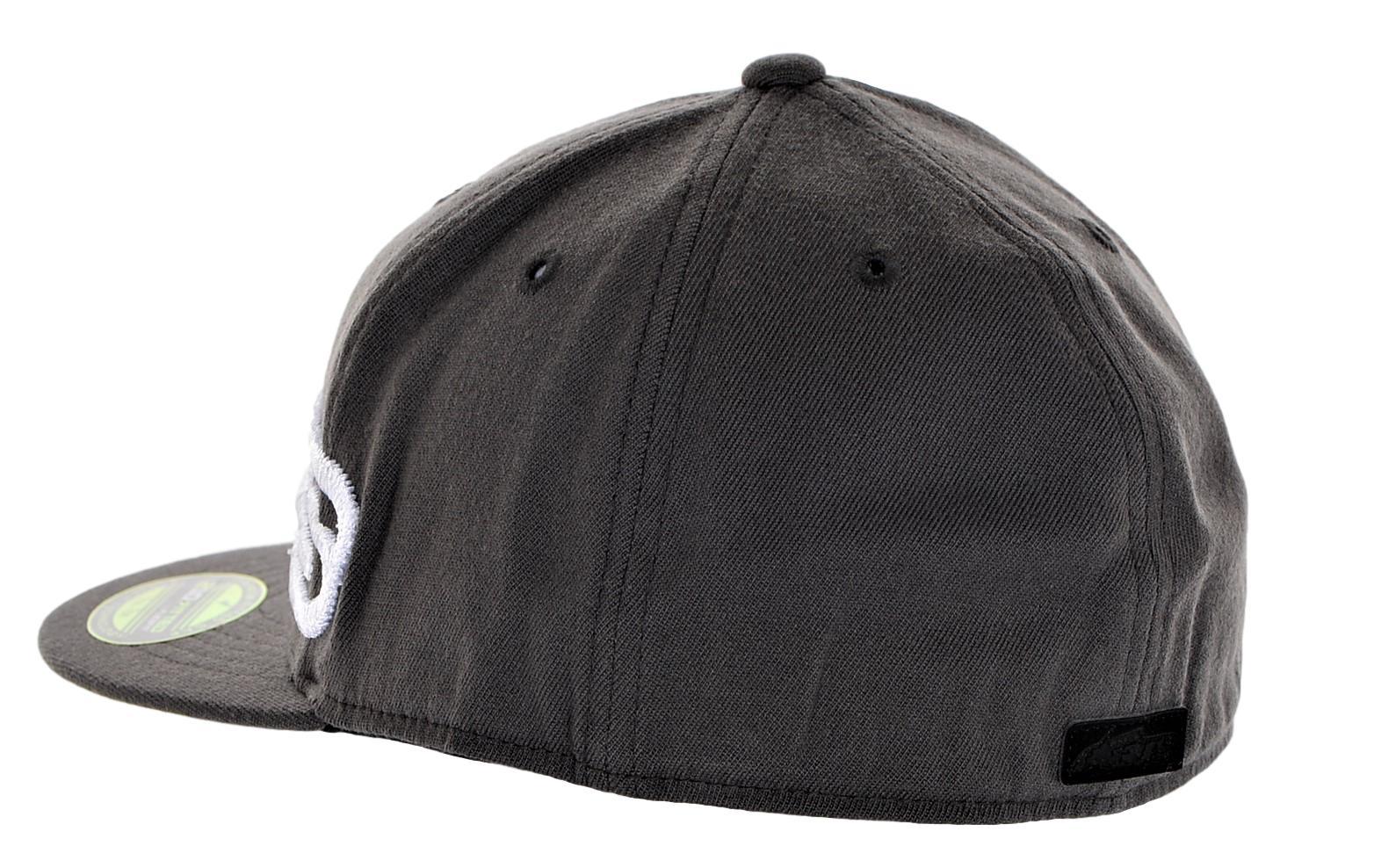 AlpineStars Mens Updown 210 Fitted Flat Bill Hat L//XL