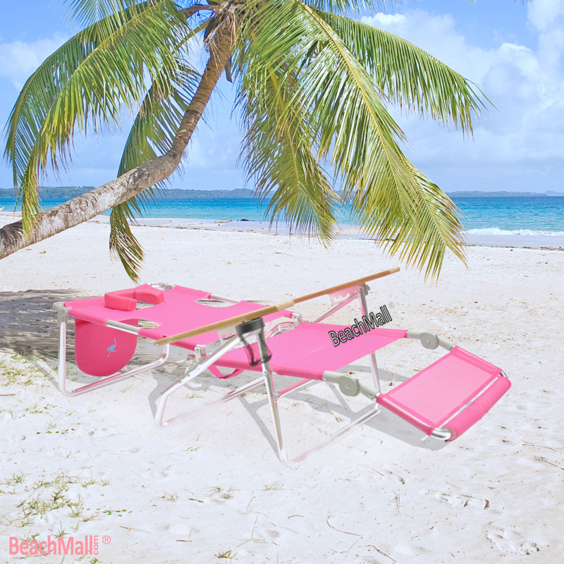 Ostrich 3 n 1 beach chair lounger chaise with side for 3 in 1 beach chaise lounge