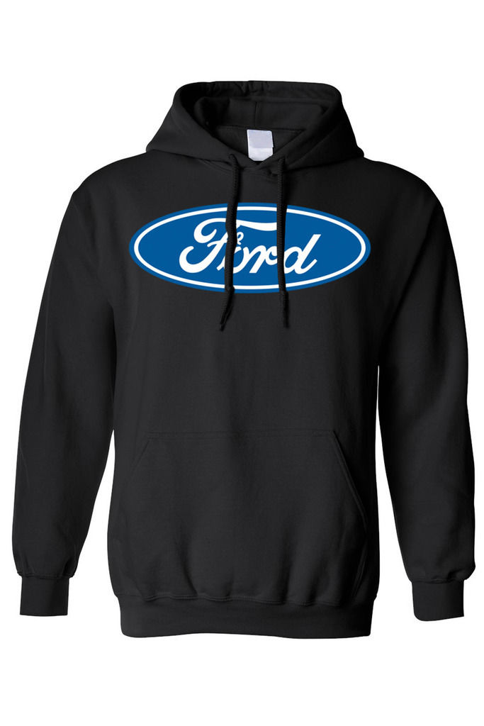 Pullover Hoodie FORD Built Tough Better Cars & Trucks ...