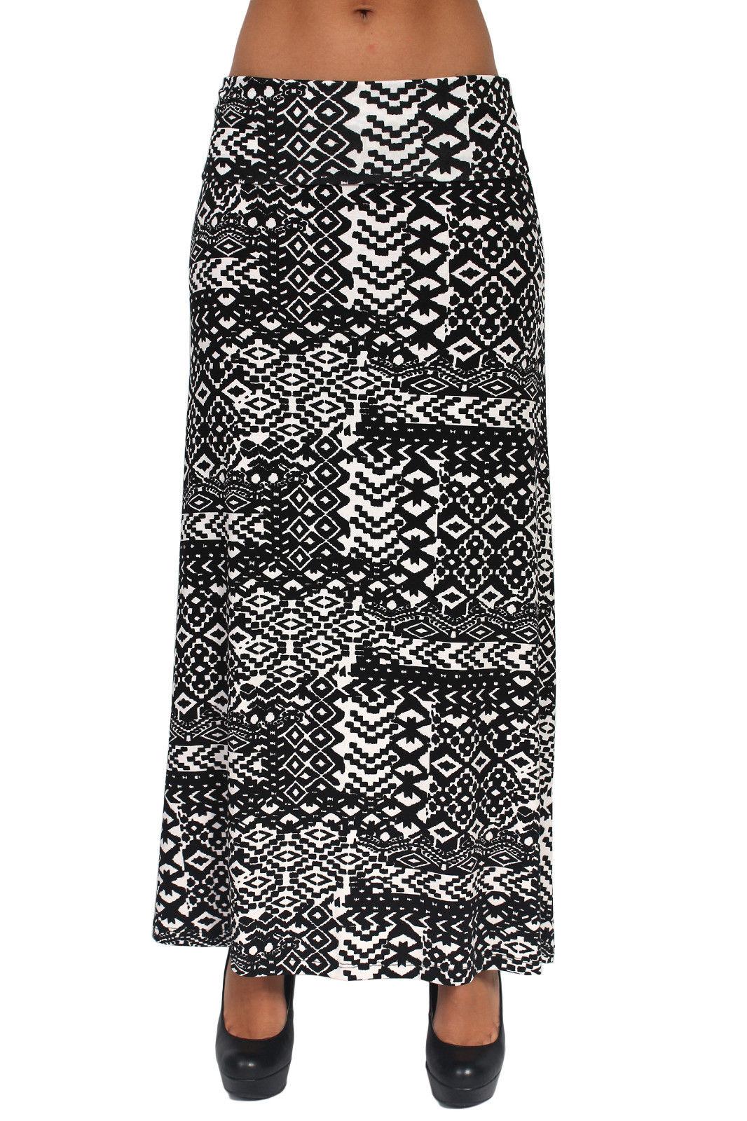 s maxi skirt juniors printed rayon length black