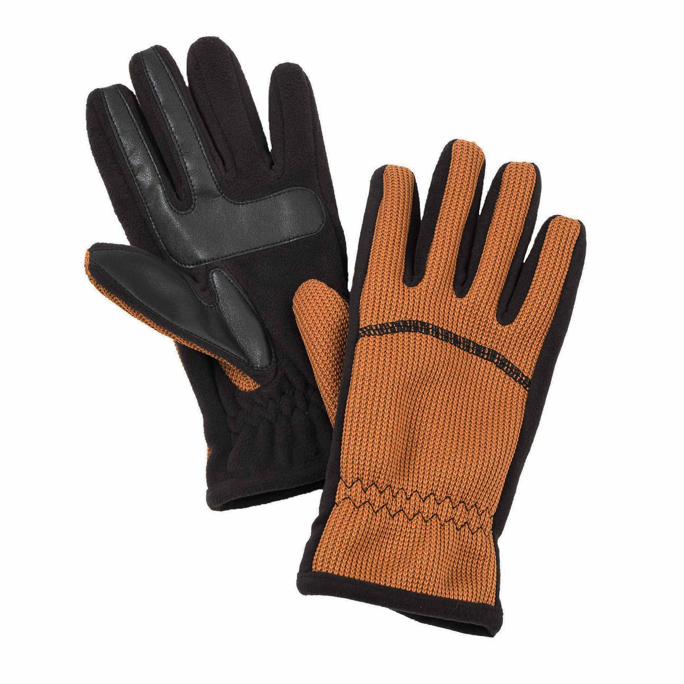Mens gloves isotoner - Isotoner Signature Men 039 S Smartouch Sport Knit