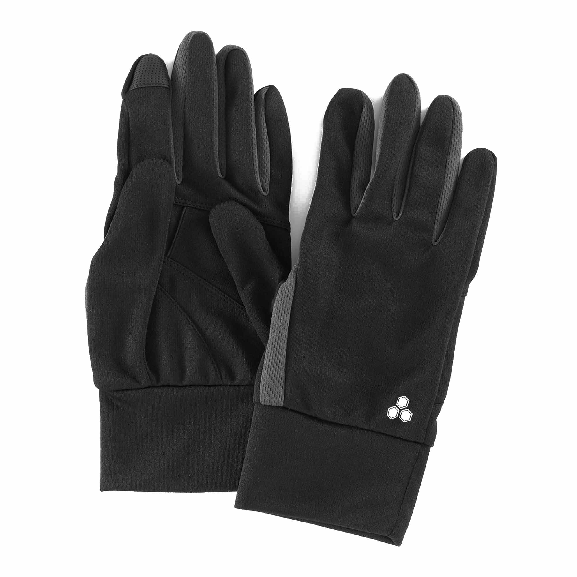 Nike Gloves Key Pocket: Tek Gear Mens Lightweight Touchscreen Key Pocket Running