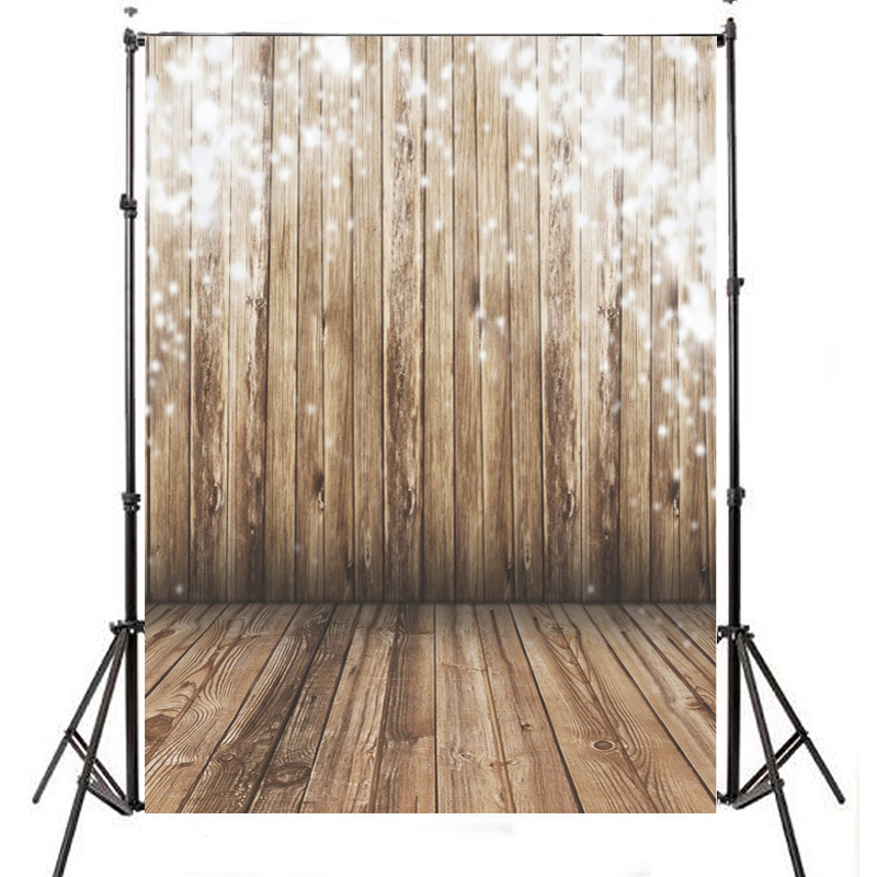 5X7FT Vinyl Studio Muslin Photography Backdrop Photo Stand Background Props Kit