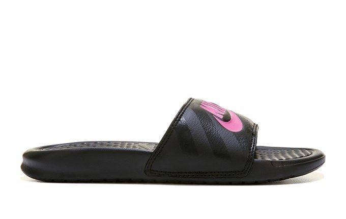 Amazing Nike Womens Benassi Jdi Slide Print Sandal 100461 Nike Womens Benassi