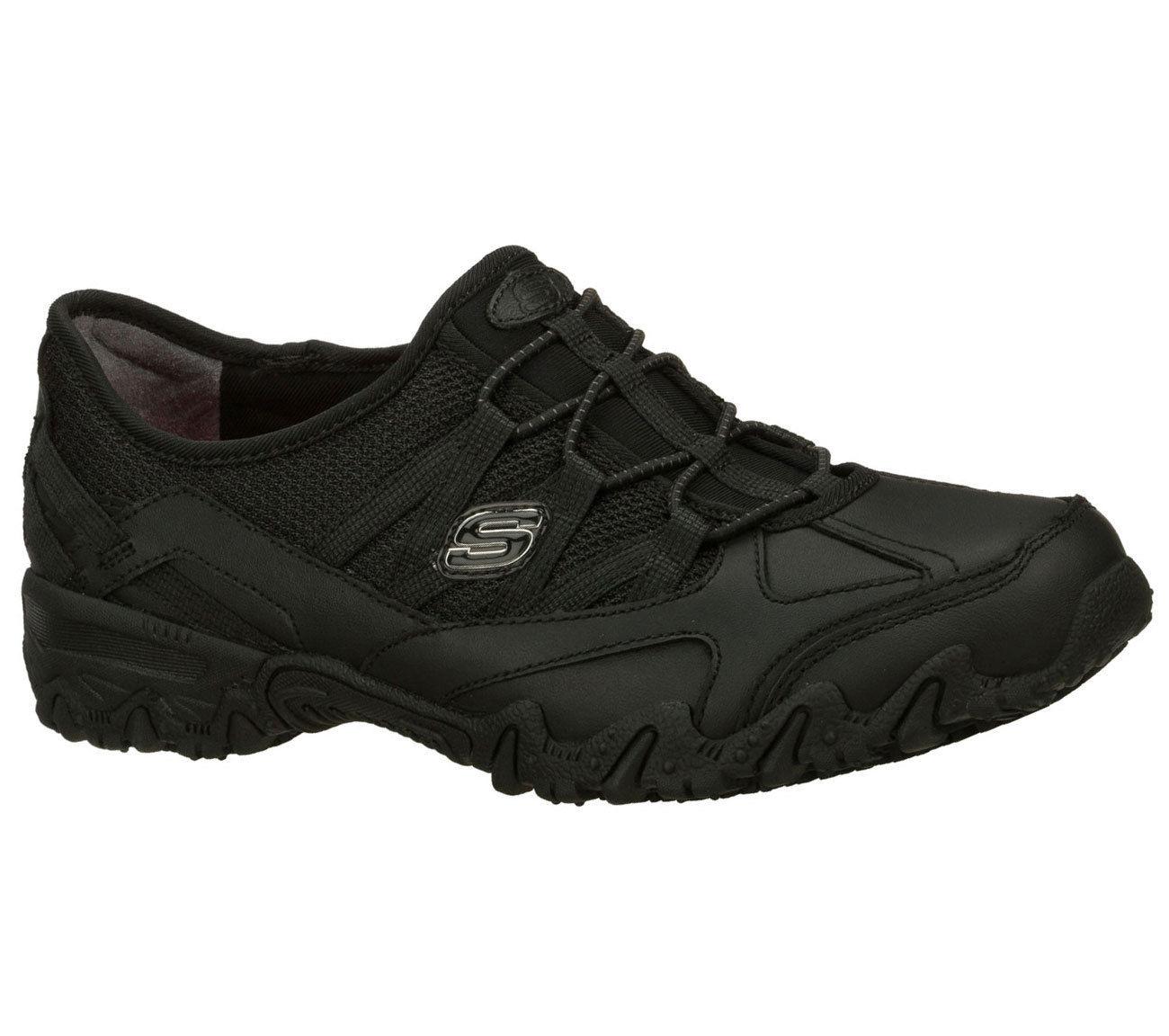 Skechers For Work Womens  Compulsions Indulgent Work Shoe