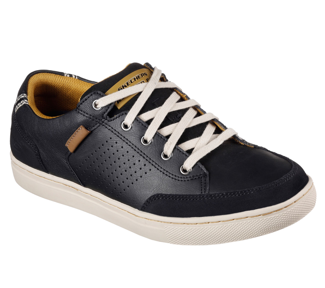 Skechers Men S Relaxed Fit Expected Devention Shoes