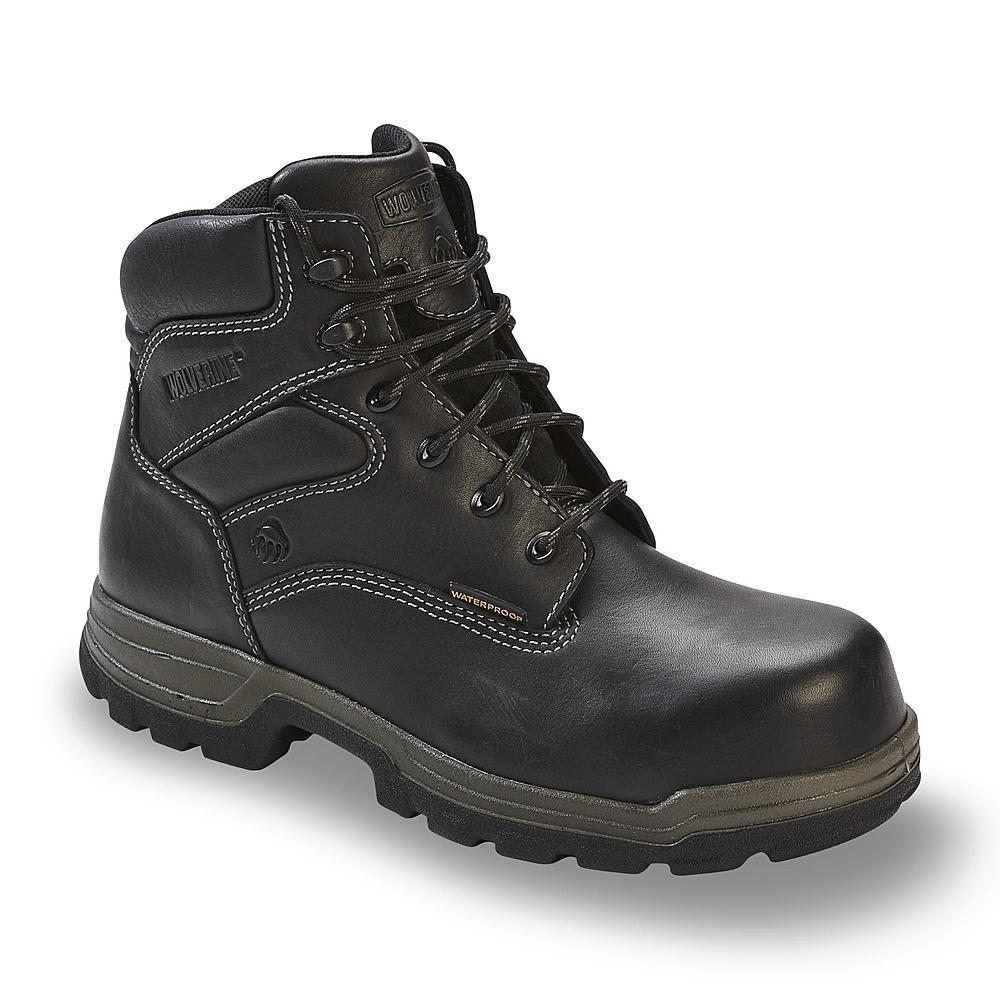 Wolverine Men's STRATUS Work Boot Shoes (EXTRA WIDE) | eBay