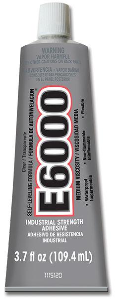 Industrial-Strength-E6000-Clear-Glue-5-3ml-110ml-Jewellery-Rhinestones-Crystals
