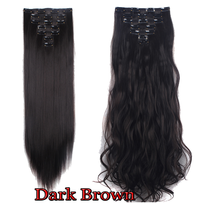 Clip In Remy Hair Extensions Usa 116