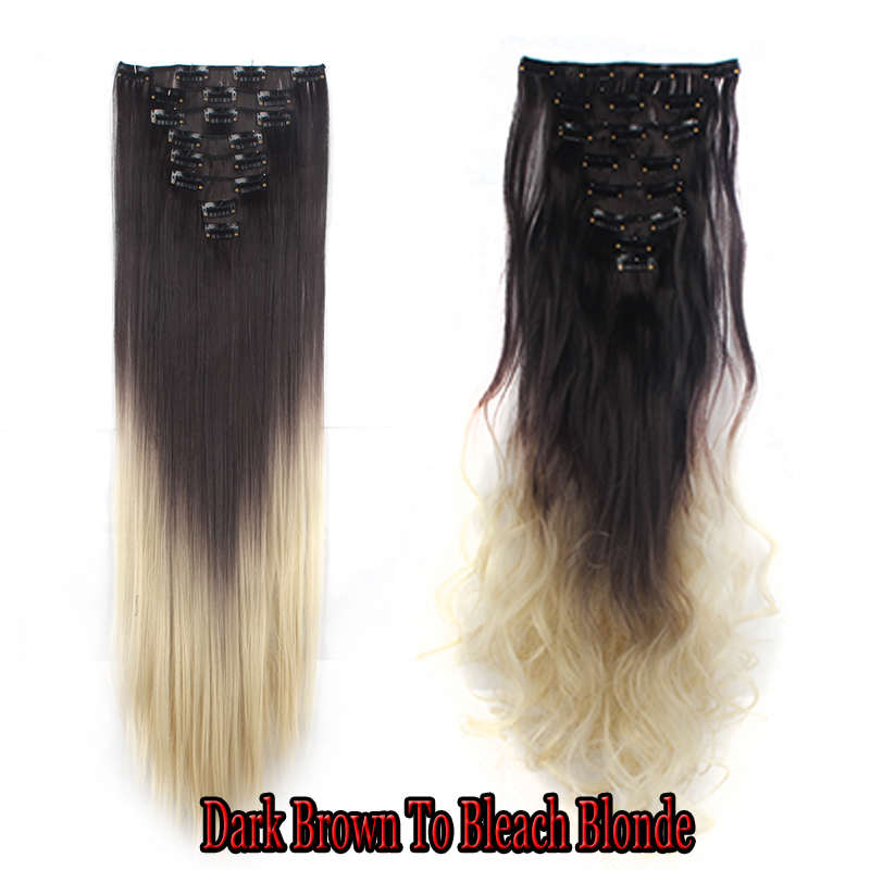 Clip In Remy Hair Extensions Usa 10