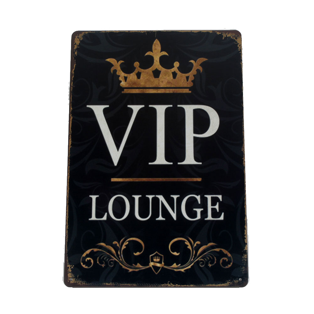 Metal plate decoration poster plaque bar bar club cafe for Plaque metal deco pour mur