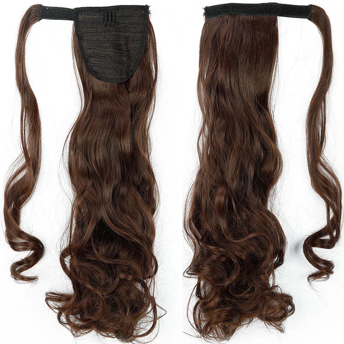 Horse Ponytail Wrap Around Clip In Hair Extensions Long