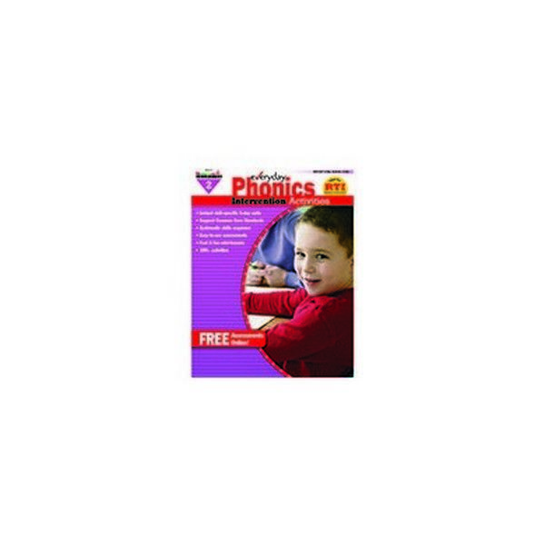 Newmark Learning Nl-0416 Everyday Phonics Gr 2 Intervention