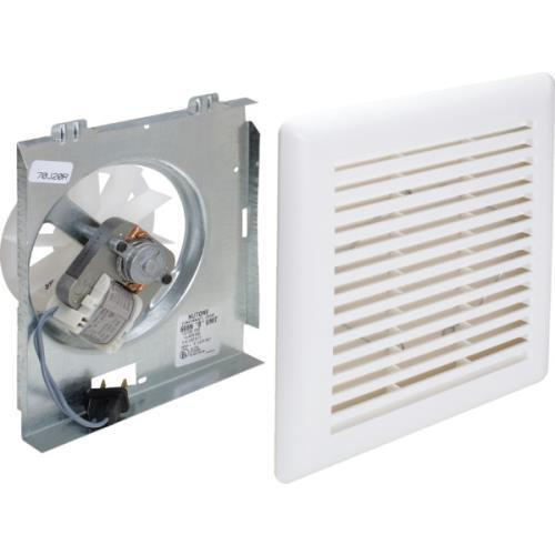 Broan nutone exhaust fan motor assembly and grille no 255224 for Nutone bathroom fan motor