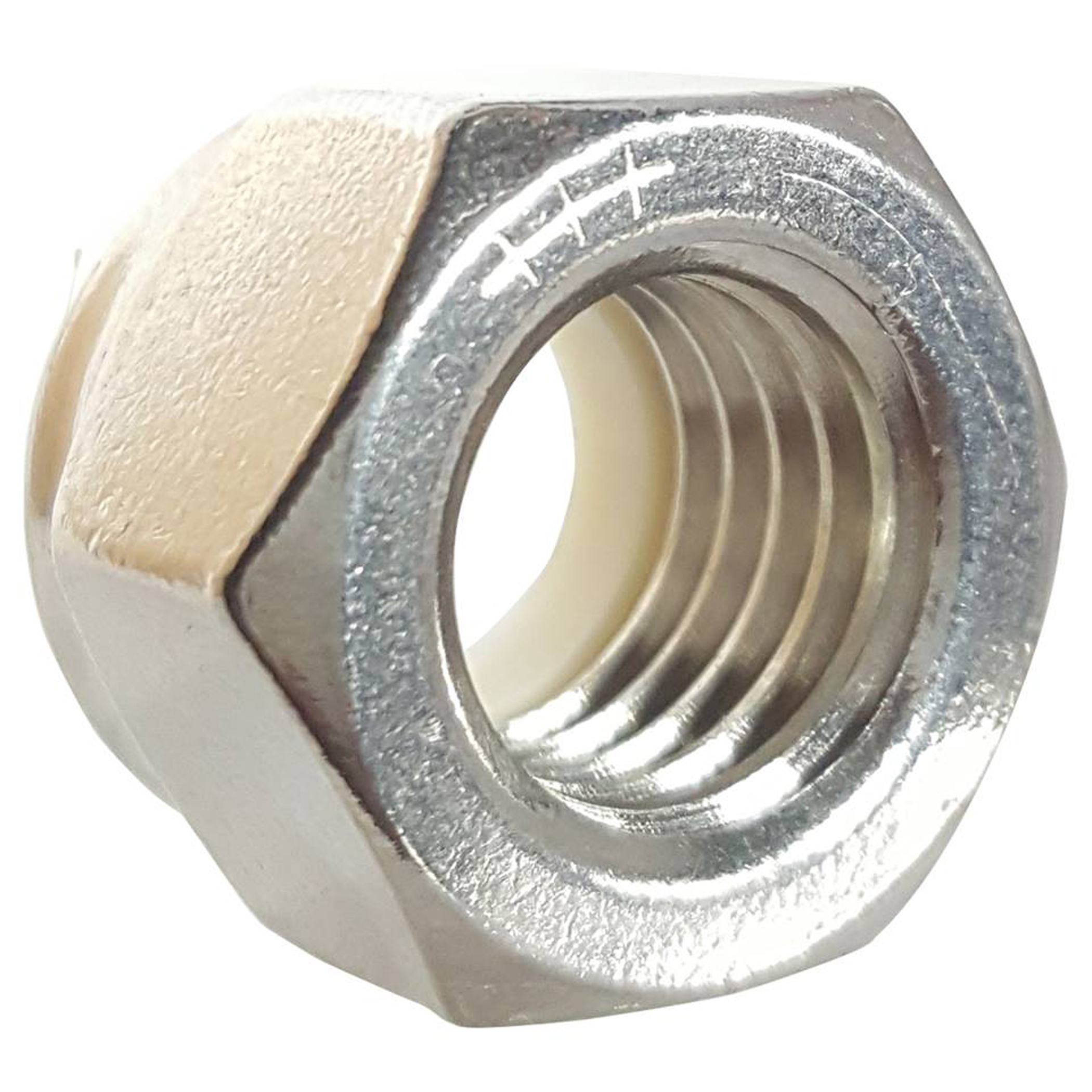 Stainless Steel Nylon Insert Hex Lock Nuts Nylock All Sizes and Quantities