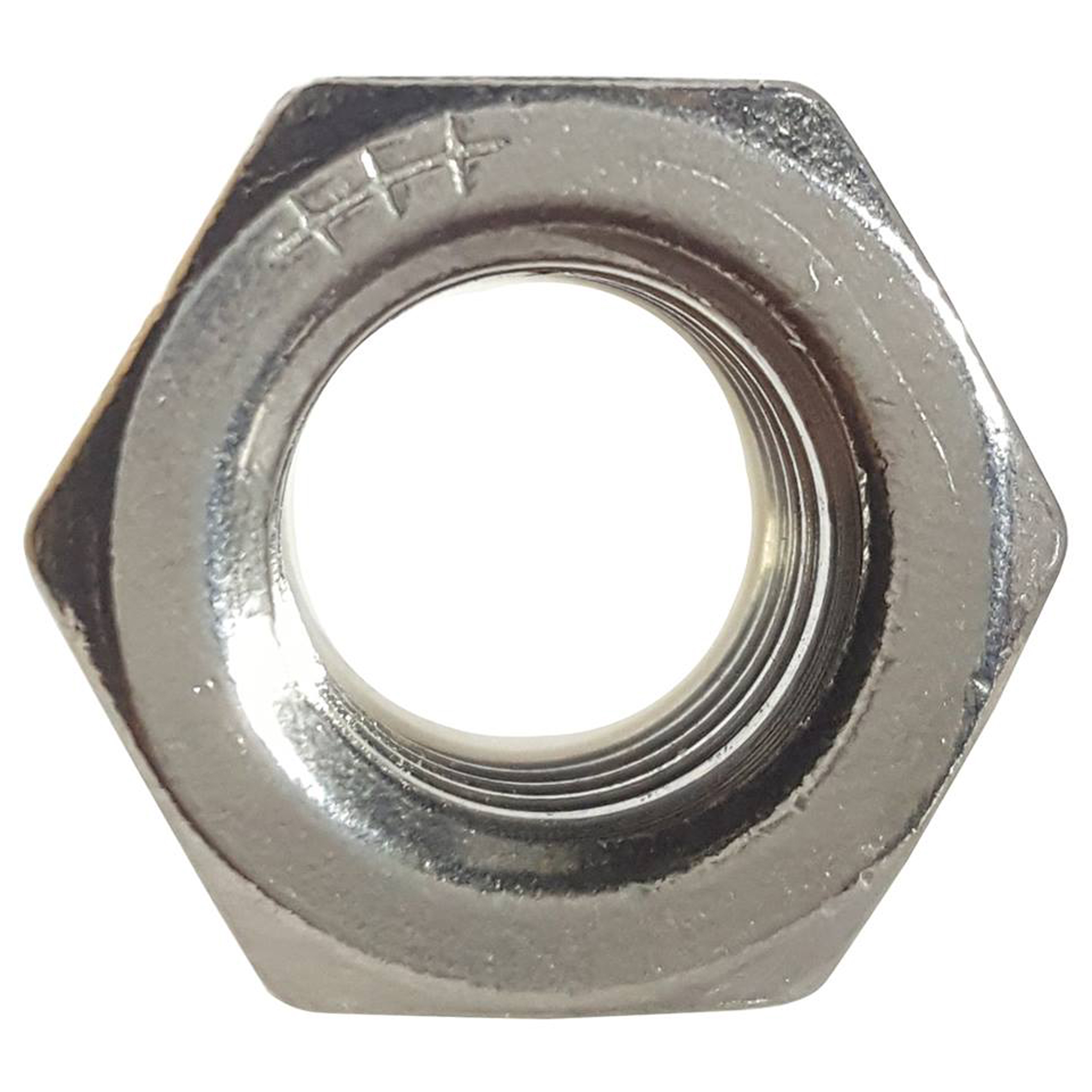 Stainless steel nylon insert hex lock nuts all sizes and