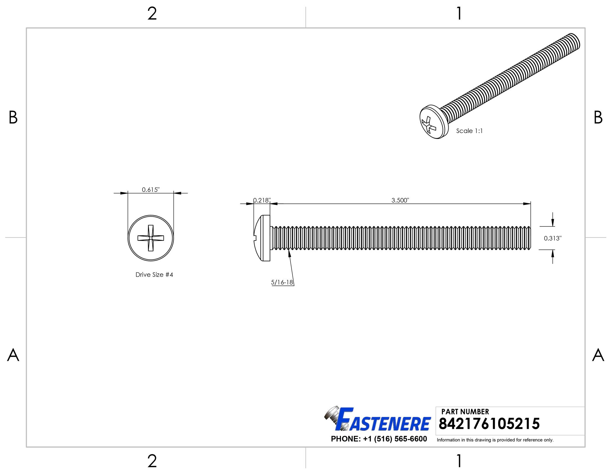 5 16 machine screws