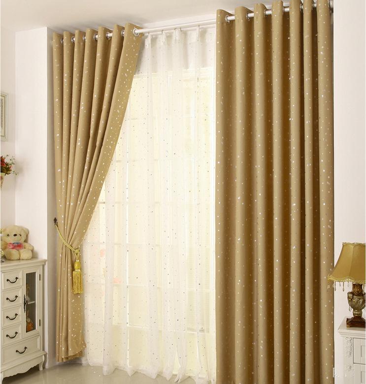 new window panel divider room star curtain decorative home room blackout drapes ebay. Black Bedroom Furniture Sets. Home Design Ideas