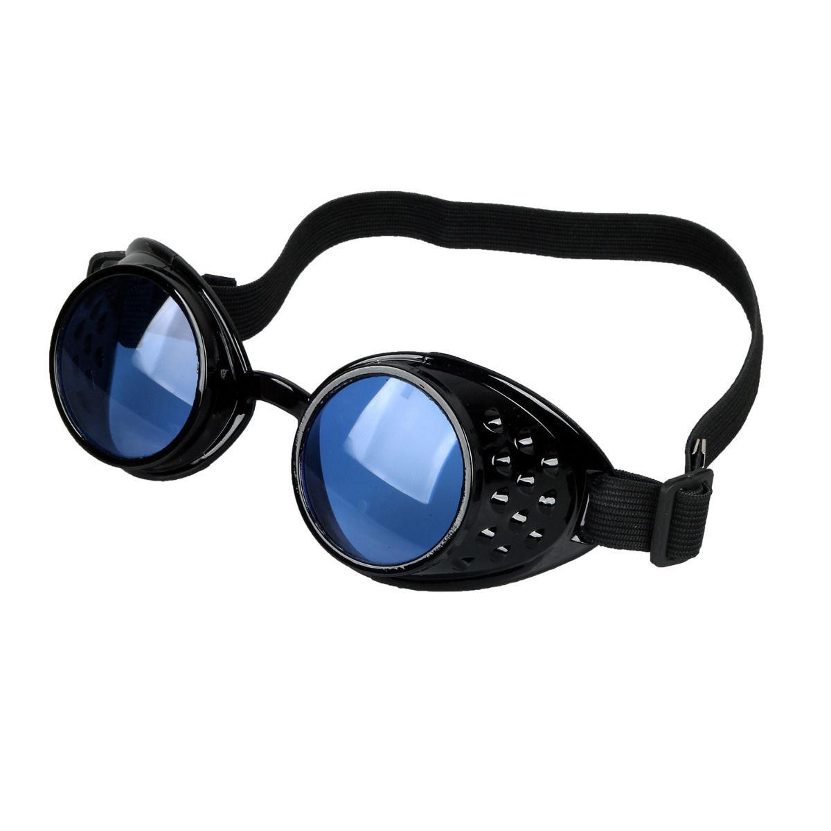Hot Victorian Steampunk Eyewear Goggles Welding Goth ...