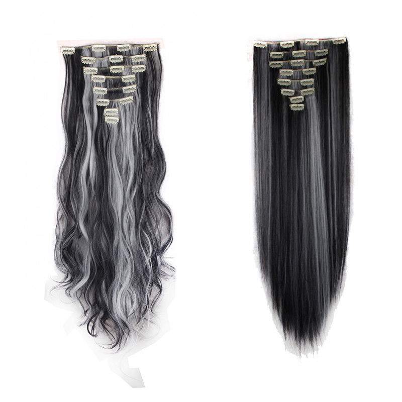Thick Long Human Hair Wigs 10