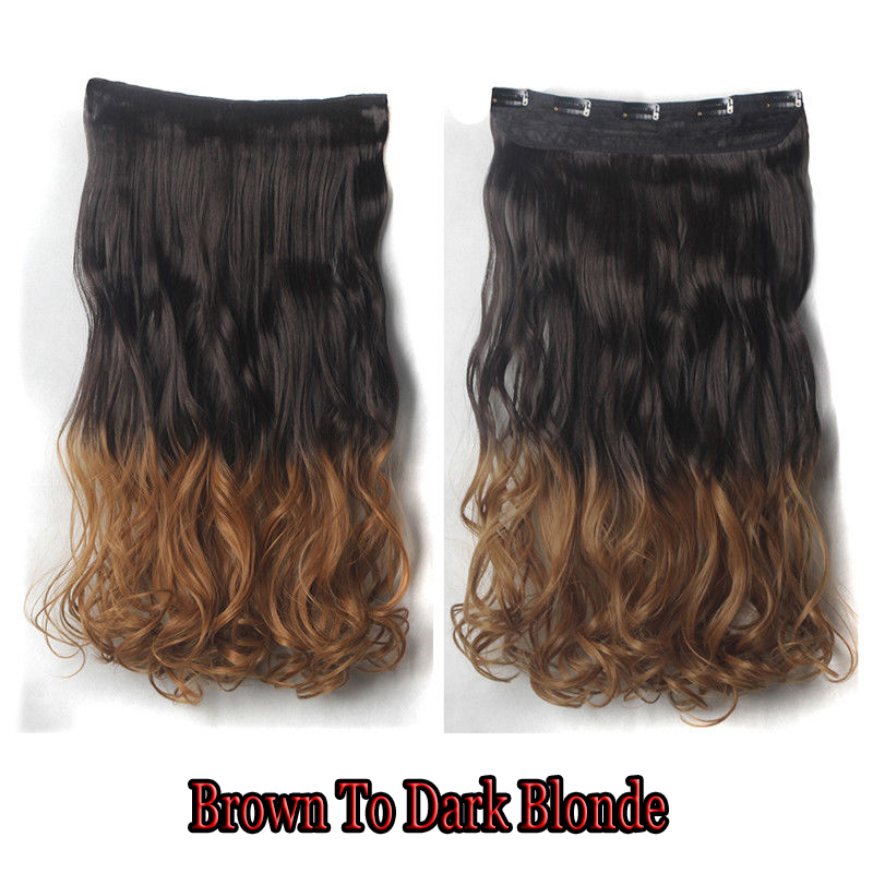 Cheap Full Head Clip In Hair Extensions Uk 120
