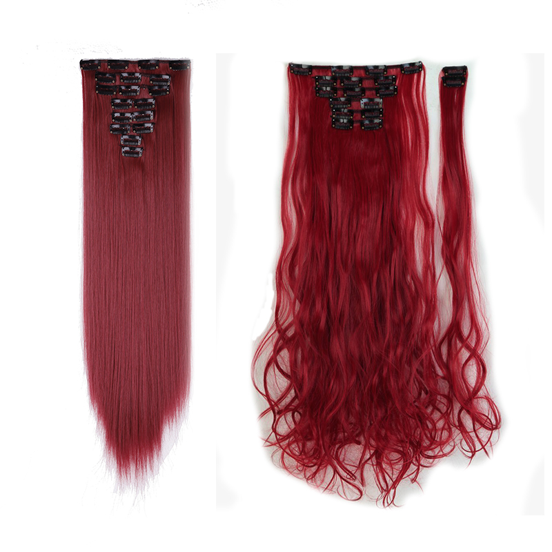 Real Remy Hair Extensions 17